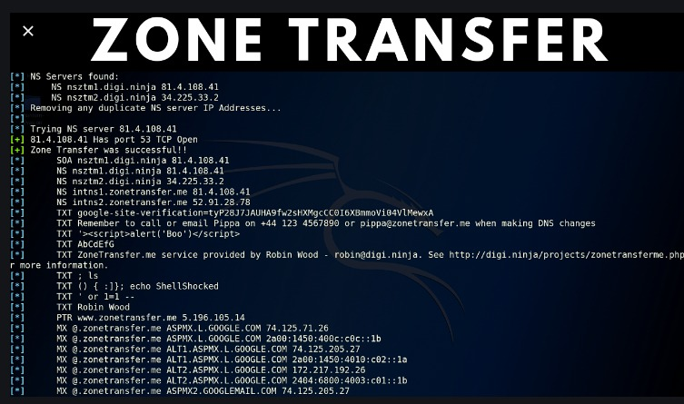 Image result for DNS zone transfer